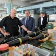 Турчинов похвастался новыми украинскими ракетами