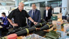 ВСУ готовят новые ракеты,- Порошенко
