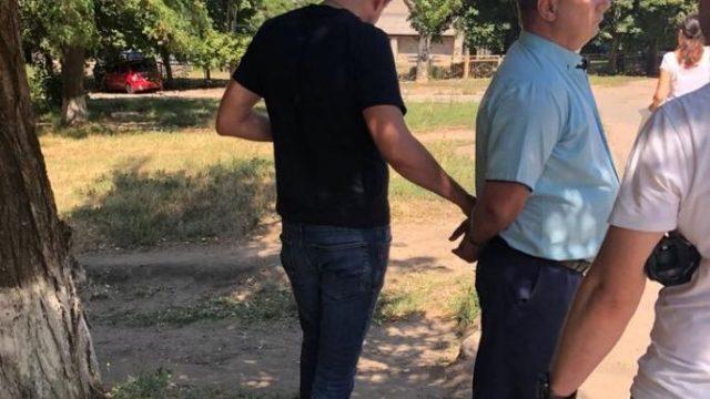 Крупный донецкий чиновник попался на взятке