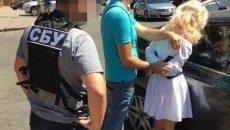 В Одессе на взятке попалась замначальника полиции