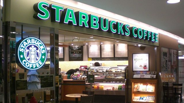 Starbucks в Китае возобновляют работу