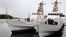 США передали Украине два патрульных катера класса