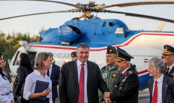 Украина будет ремонтировать турецкие вертолеты