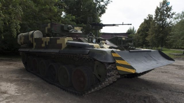 Оружейники готовятся к производству новой бронемашины