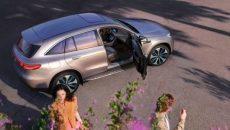 Mercedes-Benz запустил электрокар с запасом на 480 км пути