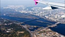 Киевляне жалуются на шум самолетов