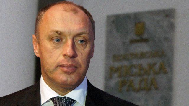Мэра Полтавы отправили в отставку