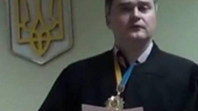 Задержан экс-замглавы Днепровского суда Киева