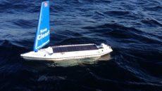 Судно-беспилотник на солнечных батареях переплыло Атлантику