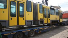 Запорожье купит 12 б/у трамваев в ЕС