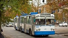 Черкассы закупают новые троллейбусы