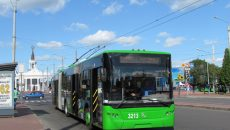 ЕБРР выделяет средства Харькову на закупку новых троллейбусов