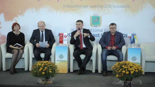 В Харькове проходит юбилейный «Агропорт Восток Харьков 2018»