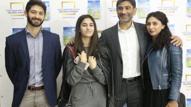 В Киеве презентовали программу «Человек. Семья. Мир» для младших классов