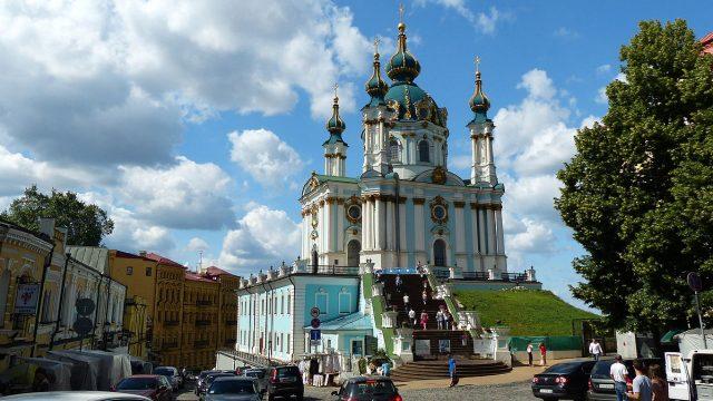 Порошенко предлагает передать Константинополю одну из церквей Киева
