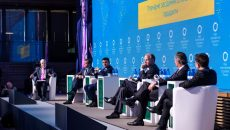В Киеве прошел Киевский международный экономический форум