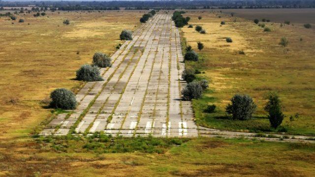 В Бердянске могут восстановить аэропорт