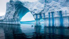 Китай решил строить аэропорт прямо на леднике Антарктиды