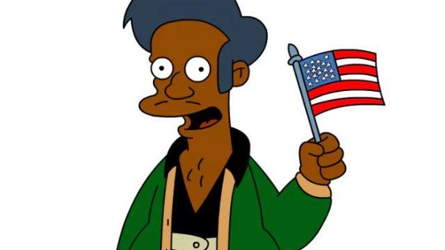 Апу вырежут из сериала «Симпсоны»