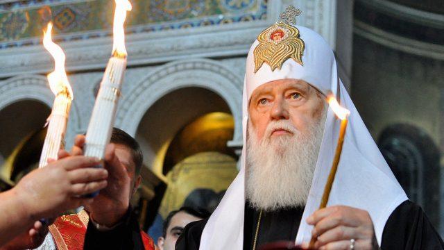 Порошенко присвоит Филарету Героя Украины