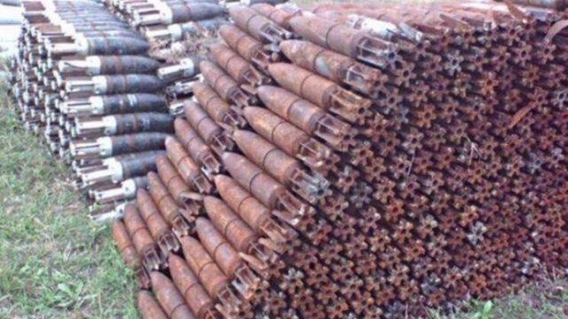 Боеприпасы в Ичне должны были перевезти в спецхранилище год назад