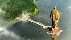 Статую Свободы в Нью-Йорке перещеголял памятник в Индии