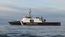 РФ отпустила украинских рыбаков