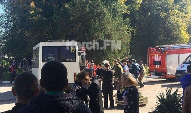 Количество жертв трагедии в Керчи растет