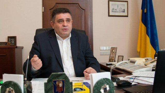 Главой Киевской области стал бывший милиционер