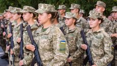 Вступил в силу закон о гендерном равенстве в армии