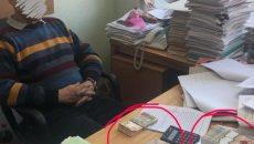 В Киеве на взятке в 650 тыс грн попался чиновник Укравтодора