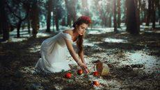 Украинские фермеры не хотят собирать яблоки
