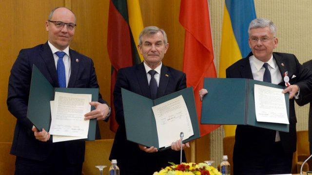 Создание восточноевропейского энергохаба позволит стать энергетически независимыми от РФ