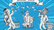 Замглавы Минагропрода Шеремета заявляет о законности получения дотаций Косюком