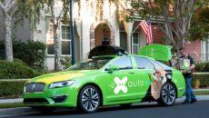 В Америке заработал стартап по доставке продуктов беспилотными авто