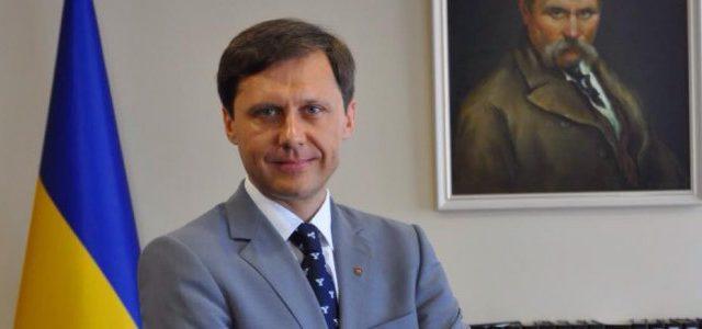 Экс-министр экологии Игорь Шевченко идет в президенты