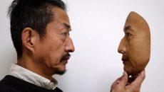 Японский стартап создает гиперреалистичные маски