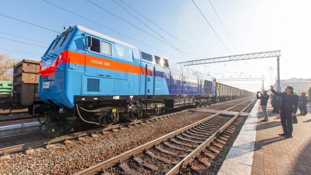 Последние 5 американских локомотивов запущены в работу