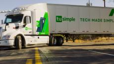 Стартап ТuSimple провел испытания беспилотных грузовиков