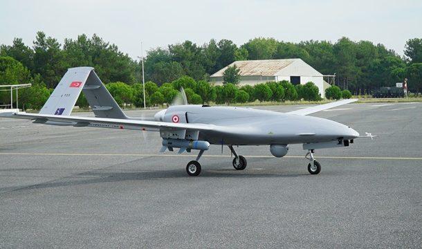В Украине прошел испытания турецкий ударный дрон