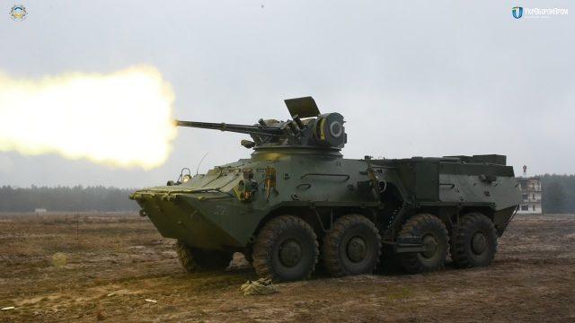 КБТЗ готов развернуть серийное производство БТР-3ДА