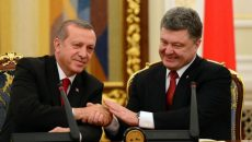 Мыбудем продолжать охранять права иинтересы крымских татар, - Эрдоган