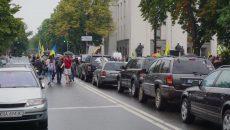 Украинцы оформили по льготным ставкам 124 тыс. авто с еврономерами
