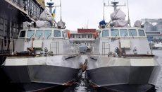 В Одессу прибыли новые бронекатера