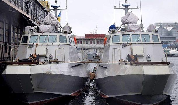 В 2019 году в состав ВМС поступит три боевых катера