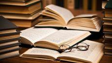 Половина украинцев не читает книг
