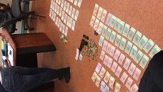 В Киеве командир полиции собирал с подчиненных