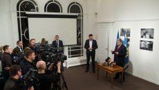 Порошенко выступил с заявлением в связи с «выборами» в ОРДЛО