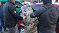 Один из волынских пограничников попался на взятке