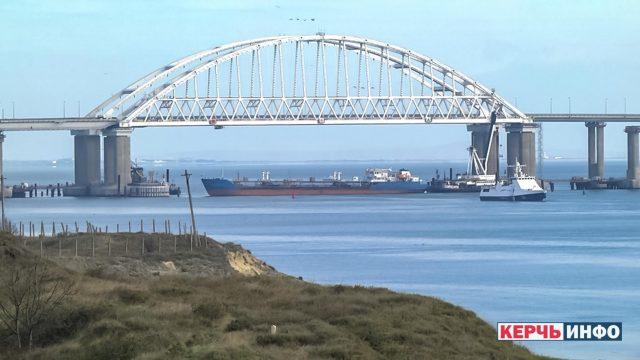 Украина продолжит использовать Керченский пролив